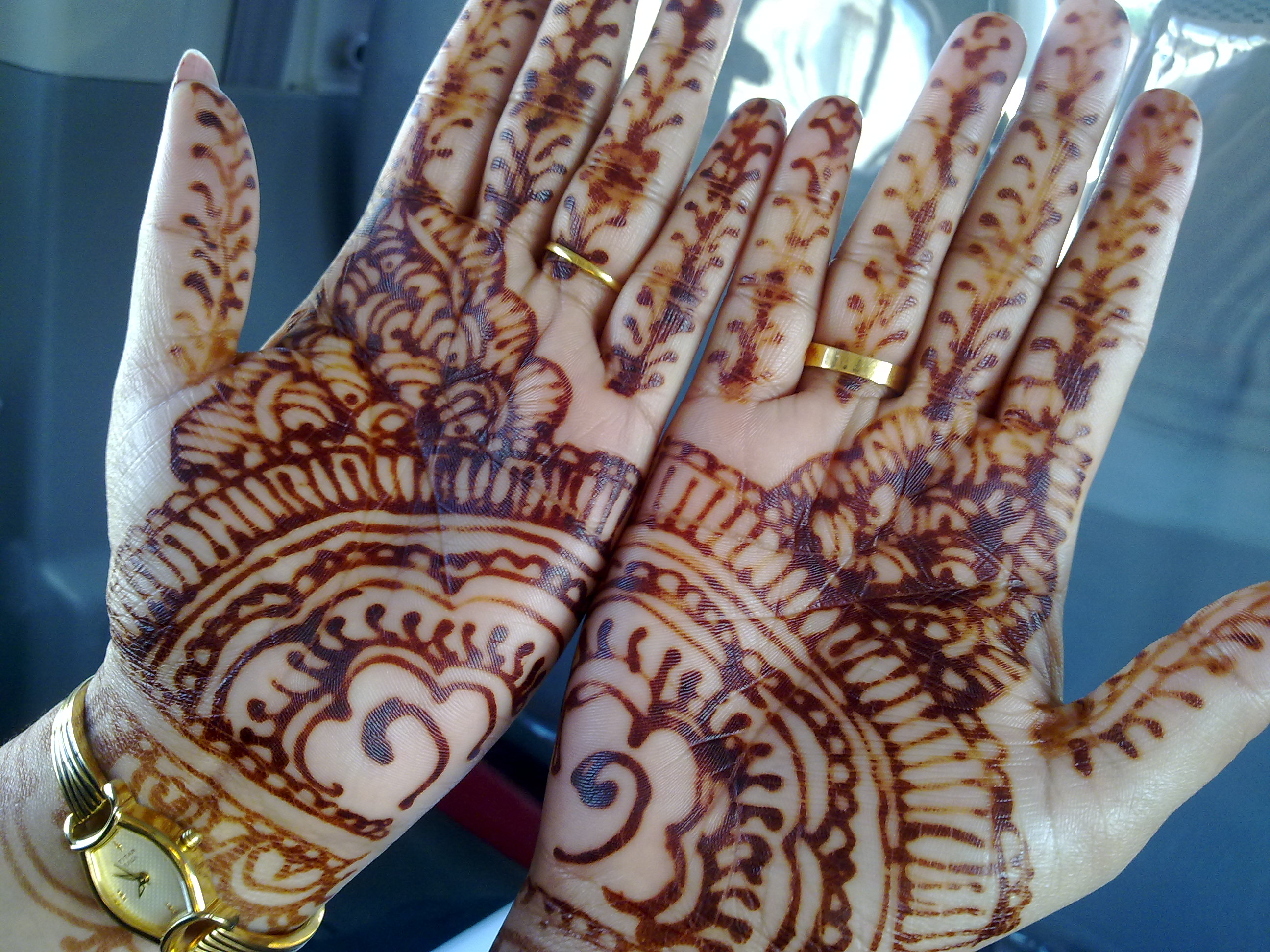Henna Tattoo For Indian Wedding: Henna Tattoo: A Wedding Tradition